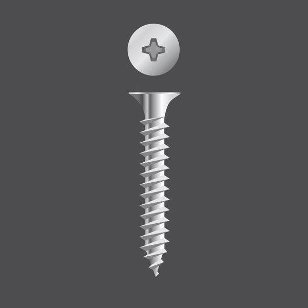 Tornillo T2 aguja