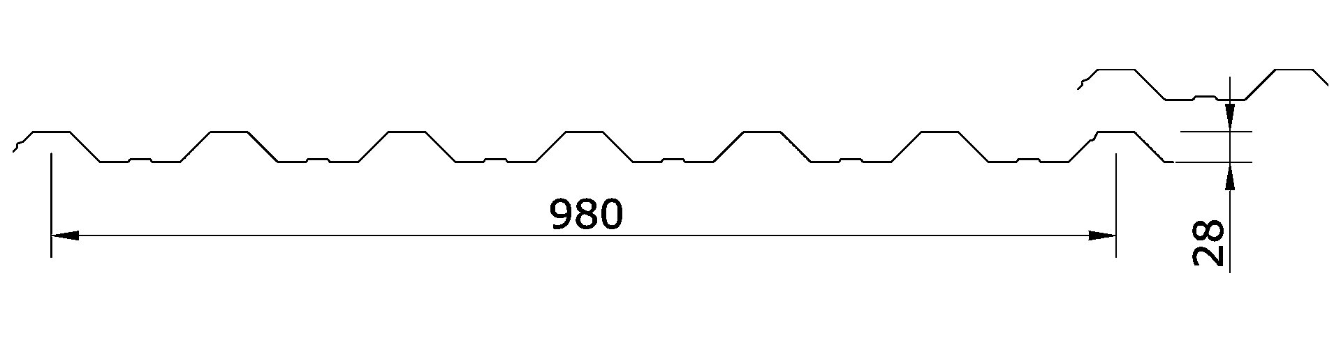 aceros trapezoidales