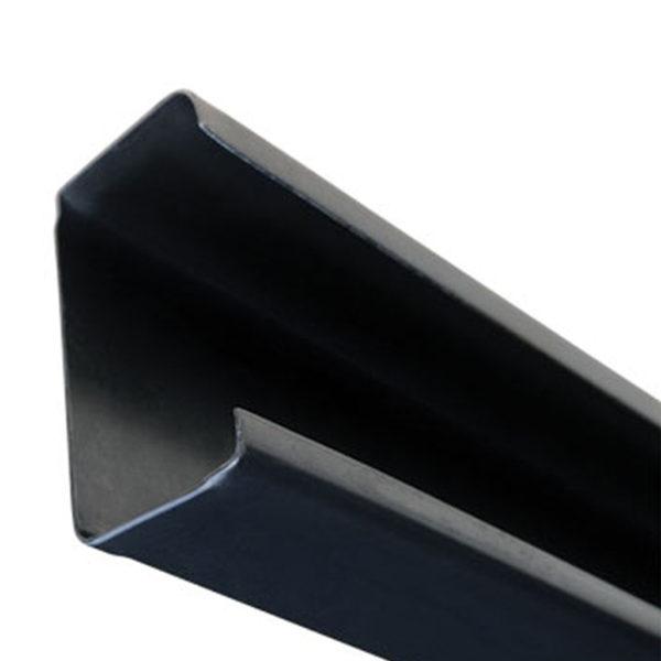 """Perfil Estructural """"C"""" de acero galvanizado para industrias"""